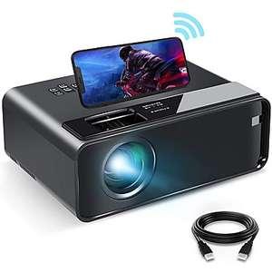 WiFi Mini Smartphone Projector 1080P voor €66,99 @ Light in the Box