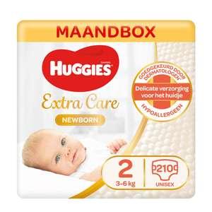 Huggies new born luiers maat 2