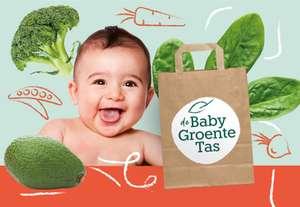 [lokaal] Gratis baby groentetas +Staafmixer - Purmerend & Beemster voor babies vanaf 01/09/2020