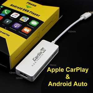 Carlinkit Smart Link bedrade USB auto dongle voor Android & iOS voor €24,51 incl. verzending & btw @ Lightinthebox