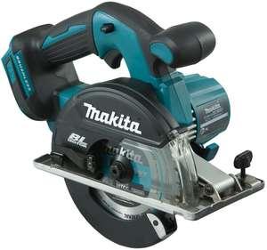 Makita DCS551Z accu-metalen handcirkelzaag 18V voor €46,28 @ Amazon.nl