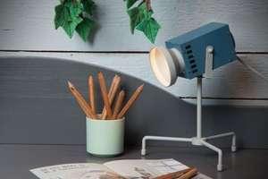 Lucide BEAMER Led Tafellamp (ook in roze) @ Bol.com