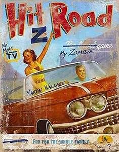 Hit Z Road Bordspel