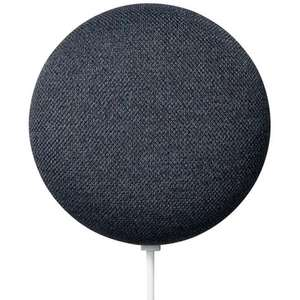 Google Nest mini zwart