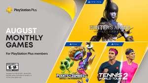 PlayStation Plus games van augustus 2021