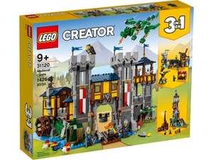 Intertoys - LEGO Creator Middeleeuws kasteel 31120 (net uitgebracht)