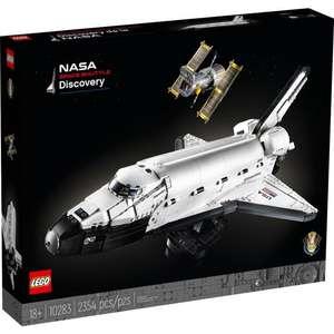 Intertoys - LEGO Creator Expert Creator NASA Space Shuttle Discovery 10283