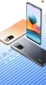 Xiaomi Redmi Note 10 PRO 6GB & 64GB Int. Storage €199 @ Mi Store