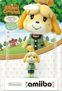 Animal Crossing Amiibo Figuur Isabelle (Zomerkleding)