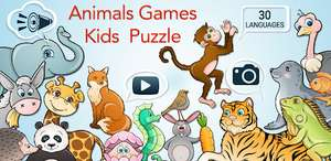 [Android] Kinderen Puzzelspel - Dierenspel