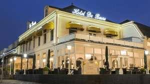 Hotel de Beurs: min. 2 nachten + diner op dag aankomst vanaf €173,80 voor 2 personen