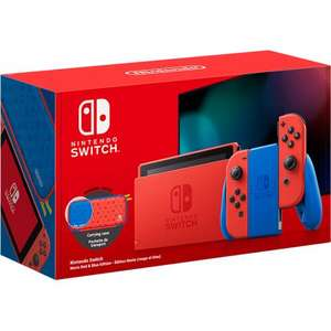 NINTENDO Switch - Mario Red and Blue Edition (MEDIAMARKT OUTLET)