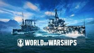 Gratis: World of Warships - Exclusive Starter Pack (DLC) @ Epic Games Store