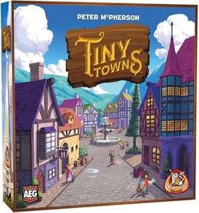 Tiny Towns bordspel NL €23,30 (of €28,50)