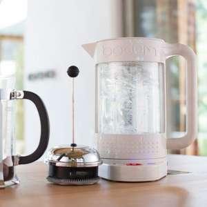 Bodum Bistro dubbelwandige waterkoker (1.1L) met temperatuurregelaar voor €44,95 @ Bodum