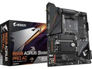 Gigabyte Aorus B550 Pro AC
