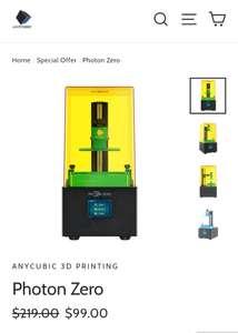 Anycubic Photon Zero voor $99