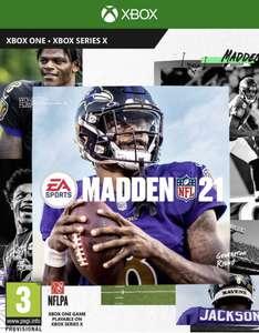 Madden 21 -Xbox Series X / Xbox One