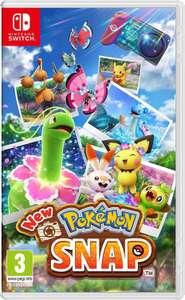New Pokemon Snap (Nintendo Switch) @Amazon DE