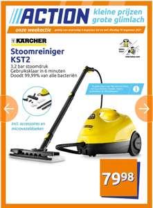 KST2 Karcher stoomreiniger bij Action