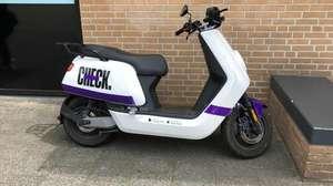 100 gratis minuten bij Check deelscooters (Groningen)