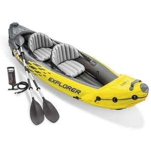 Intex 2 persoons kayak