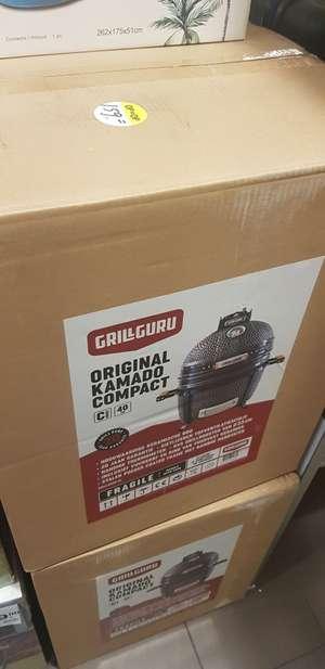 Grill Guru compact voor 159,-