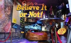 Misschien een leuk uitje: Ripley's Believe It Or Not! inc. collectieboekje