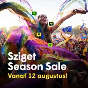 Sziget 2022 (10-15 augustus 2022) Season Sale