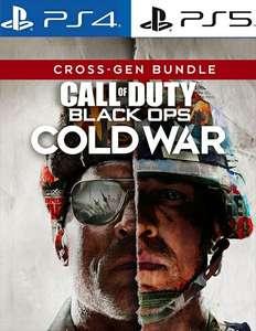 Call of Duty black ops cold war cross gen bundle