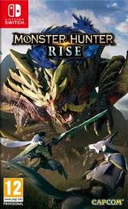 Monster Hunter: Rise (Nintendo Switch) @Bol