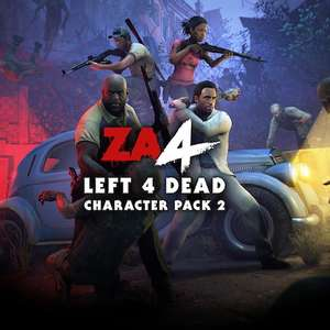 Gratis Zombie Army 4: Left 4 Dead Character Pack 2 (PlayStation, Xbox, Steam)