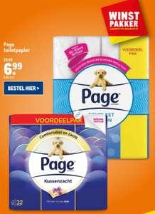 [Makro] Page toiletpapier 40 rollen
