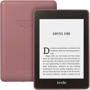 [Amazon.de] Kindle Paperwhite 8Gb in Groen, Lila en Blauw (met reclame)
