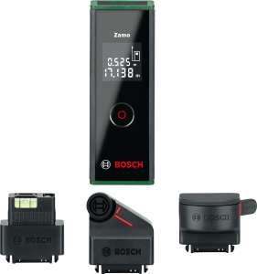 Bosch Zamo III Laserafstandsmeter met 3 opzetstukken (cashback) @ Bol.com