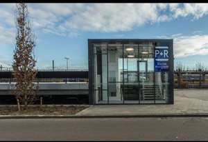 Gratis parkeren Q-Park P+R Station Maastricht (storing)