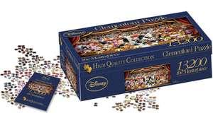 Voor de doorgewinterde puzzelaars Disney puzzel 13200 stukjes!