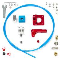 Bowden hotend kit voor Creality 3D printers