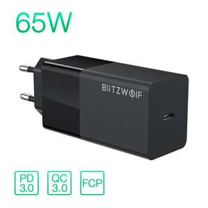 Blitzwolf BW-S17 65W USB-C (laptop) lader