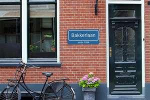 Gepersonaliseerd straatnaambord vanaf €8,50 @ Fotoproducten.nl