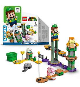 Lego Mario Avonturen met Luigi startset (71387)