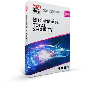 Gratis Bitdefender Total Security, 6 maanden lang!