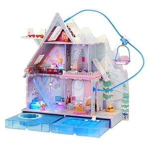 L.O.L. Surprise! O.M.G. Winter Chill Cabin voor €111,89 @ Amazon DE
