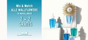 50% korting Bath & Body Works Wallflowers & Navullingen
