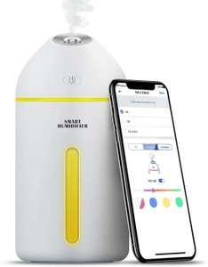 Meross WLAN slimme humidifier / luchtbevochtiger, compatible met Amazon Alexa & Google Assistant voor €10,99 @ Amazon NL