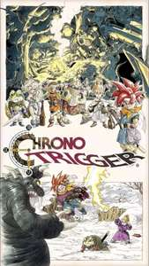 Android game: Chrono Trigger (upgraded version)