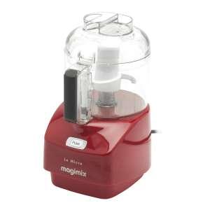 Magimix hakmolen Le Micro 18114NL (rood) @ BCC