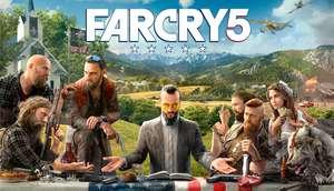Far Cry®5 Gratis te spelen weekend Steam(pc)/PS4/PS5/Xbox one/SeriesX/SeriesS/Stadia