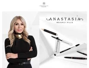 50% korting op geselecteerde Anastasia Beverly Hills producten @ DOUGLAS