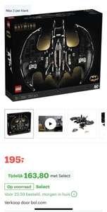 Lego Batman 1989 Batwing 76161 (bol.com met select)